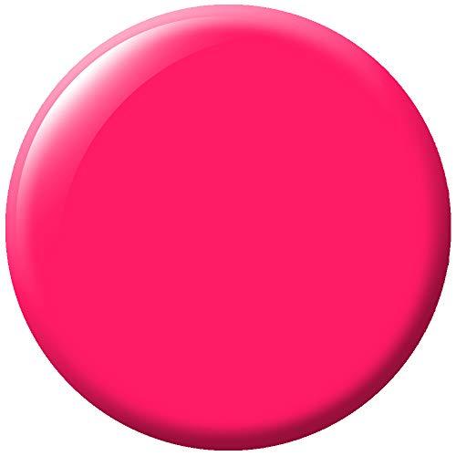 duri Nail Polish, 155N, Voodoo, Neon Hot Pink shade, 0.5 fl.oz. 15 ml.