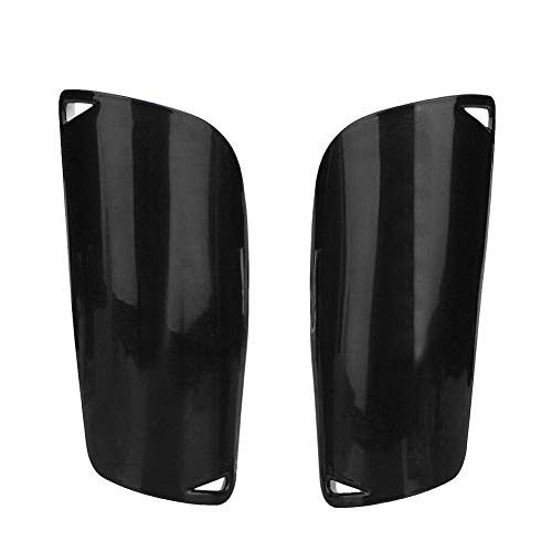 DEALPEAK One Pair of Child Adult Football Sports Shinguards Soccer Ball Shin Guards Legs Protector for Most Sports