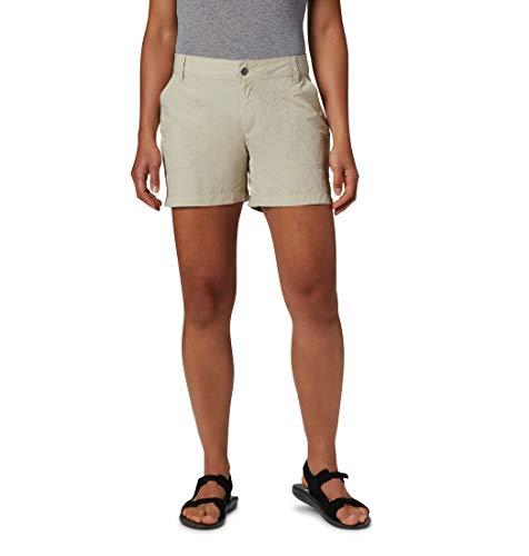 Columbia 1842123 Silver Ridge 2.0 Short Pantalón corto de senderismo, Mujer, Nailon
