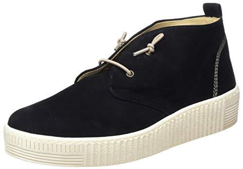 Gabor Shoes Damen Jollys Sneaker, Blau (Pazifik 16), 37 EU