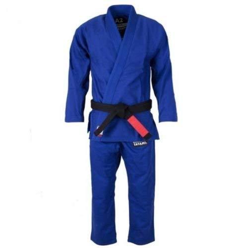 Tatami Hokori BJJ Gi Azul Jiu-Jitsu Brasileño Gi Uniforme Kimono Vendido por Minotaurfightstore - A1L