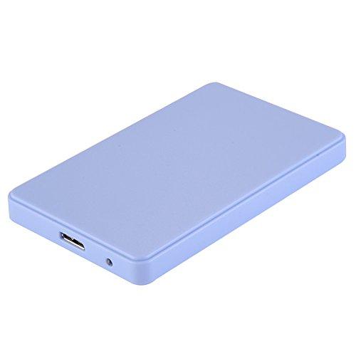 lzndeal Disque dur portable USB3.0 de 2,5 pouces STAT Disque dur externe 5 Gbps de 2 Gbps