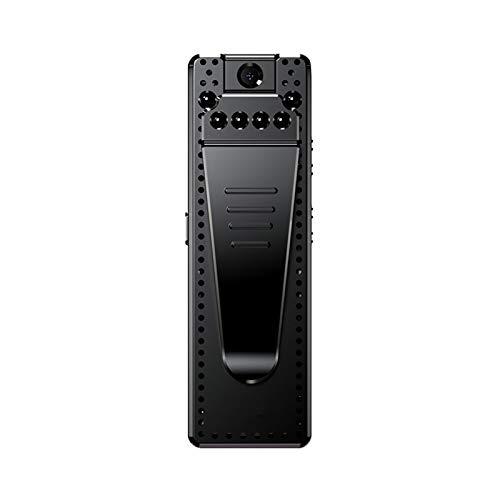 JJSFJH Cámaras Ocultas, cámaras de Seguridad de la vigilancia, grabación de Voz Mini cámara Digital videocámara grabadora Profesional Visión Nocturna para Exteriores al Aire Libre