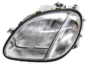 for Mercedes r170 Headlight assy (Xenon) LEFT lamp driving lamp SLK 230 320
