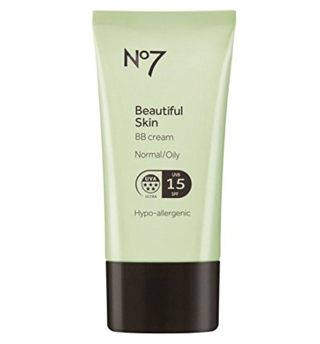 No7 Beautiful Skin BB Cream for Normal or Oily Skin