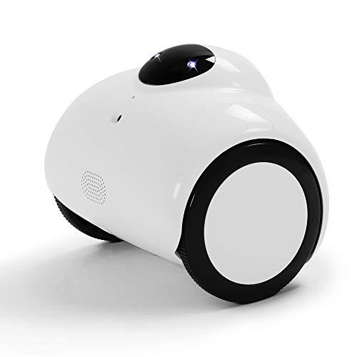 Home Surveillance Video Camera Robot Baby Pet Security Monitor Indoor WiFi Wireless IP Remote APP...