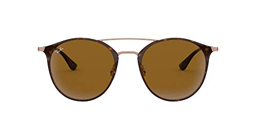 Ray-Ban MOD. 3546 Ray-Ban Sonnenbrille MOD. 3546 Rund Sonnenbrille 52, Braun