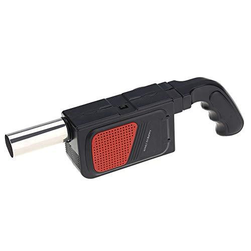 QWERTOUR BBQ Ventilator Air Blowers Handheld Elektrische Bentilator Bellows voor Barbecue Outdoor Camping Picknick Barbecue Koken Tool