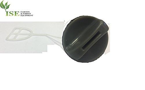 Caps ISE® vervangende olie tankdop voor Husqvarna 340 kettingzaag vervangt onderdeelnummers: 503903901, 537281502
