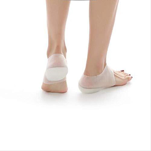 Outil de soins des pieds invisible, talonnette pour augmenter la hauteur de la semelle intérieure, soulager la douleur, hauteur réglable