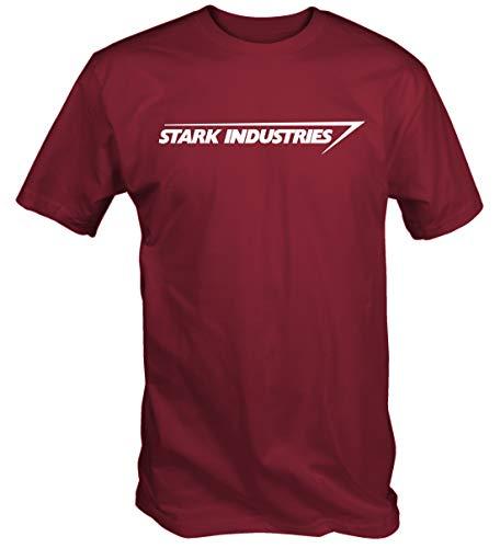 T-Shirt Stark Industries Plusieurs Couleurs