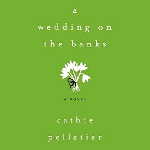 A Wedding on the Banks audiobook cover art