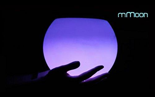 Askteq Eluma Lights Mmoon_101 Wireless Speaker System (White)