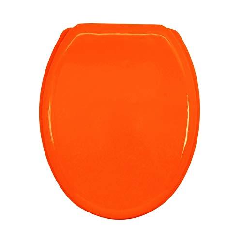 MSV Asiento WC MDF Naranja