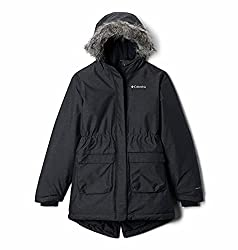 Columbia Girls' Nordic Strider Winter Coat