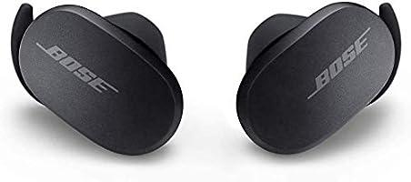 Bose QuietComfort Noise Cancelling Earbuds - True Wireless Earphones, Triple Black, the World's Most Effective Noise...