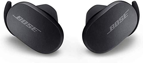 Bose QuietComfort Noise Cancelling Earbuds - Auriculares realmente inalámbricos Bluetooth, Triple Black; Auriculares con Cancelación de Ruido Efectiva