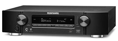 Marantz AVレシーバー 7.2chフルディスクリート/Dolby Atmos・DTS:X・HDCP2.2・HEOS機能/ハイレゾ音源対応 ブラック NR-1608/FB