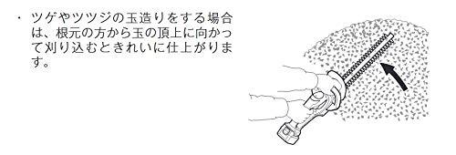 マキタ 充電式生垣バリカン MUH364DRF