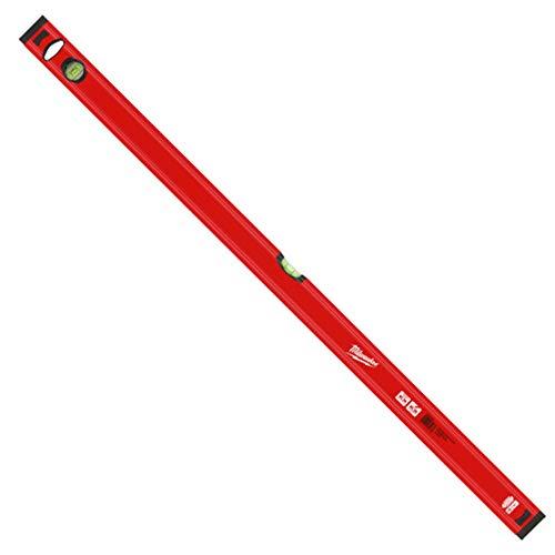 Milwaukee 4932459093 932459093 Redstick Slim Level 100cm   40 Inch, Red Black
