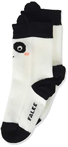 FALKE Baby Socken Panda - Baumwollmischung, 1 Paar, Weiß (Off-White 2040), Größe: 62-68