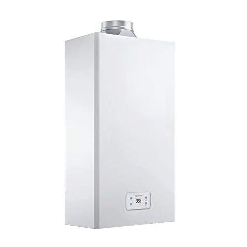 Calentador de agua a gas Beretta Fuente LX de 14 litros con camara abierta Low NOx ERP a metano