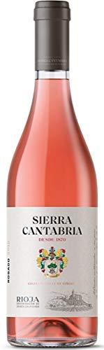 Sierra Cantabria Rosado Vino Rioja