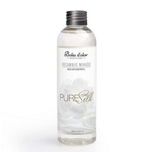 BOLES D'OLOR Pure Silk - Recambio de Mikado 200 ml.