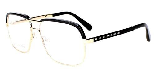 Marc Jacobs Brillengestelle MJ632-LOV-56 Lunettes - or (Gold), 56.0 Homme