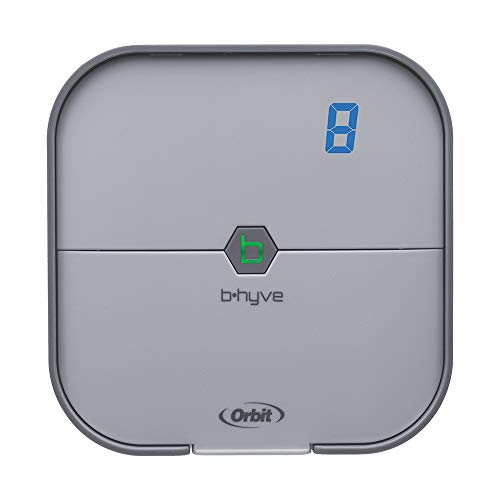 Orbit B-hyve 8-Zone Smart Indoor Sprinkler Controller for 63.50
