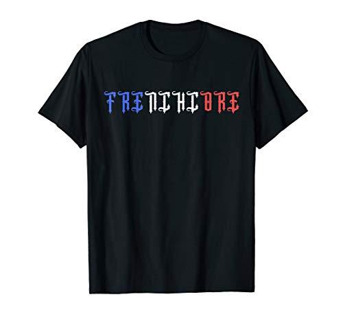 FRENCHCORE T-Shirt Hardcore Gabber Hakkuh Hardstyle Techno