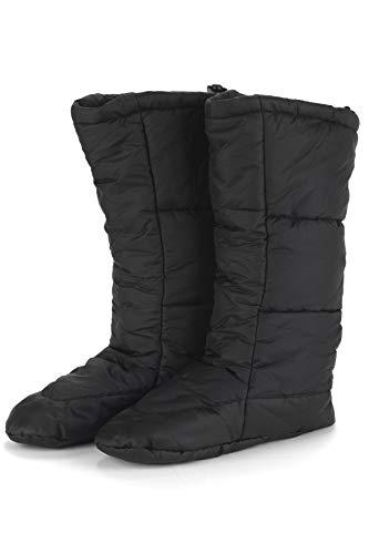 Snugpak Snug Pied Tente Bottes Noir 9–12 (Taille L) fabriqué au Royaume-Uni
