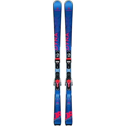 DYNASTAR Speed Zone 8 CA + Xpress 11 Ensemble de Ski All Mountain avec Fixation pour Adulte Unisexe Bleu 175 cm