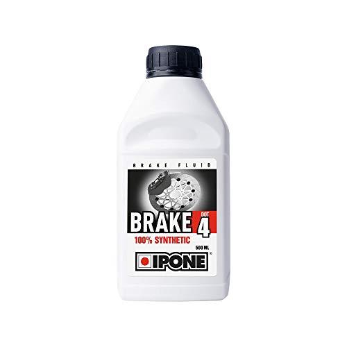 Ipone 800312 Bremsflüssigkeit Dot 4, Synthetik