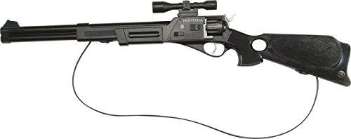 Bauer Spielwaren 6038321 Schrödel 6018021 - Colonel Colt, 71 cm, 8 Schuss Gewehr, auf Tester