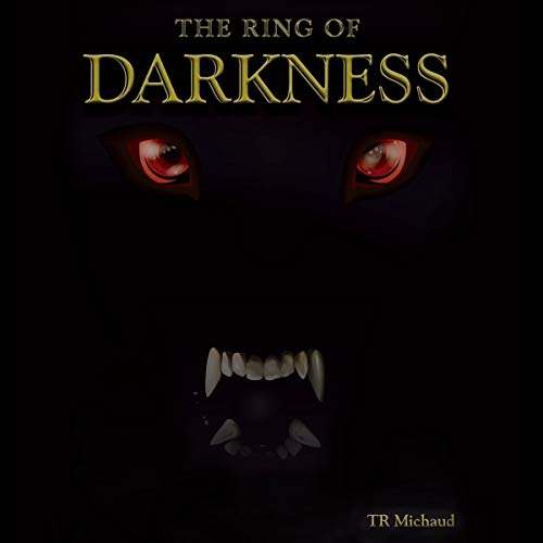 The Ring of Darkness audiobook cover art