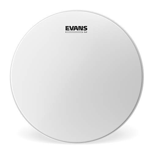 Evans B12G2 30,48cm (12 Zoll) Tomfell doppellagig, Coated 0,178mm