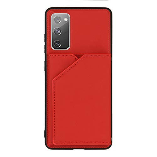 Schutzhülle für Samsung Galaxy S20 Lite- S20 FE 4G/5G-S20 Fan Edition (Rot)