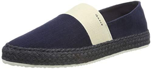GANT Footwear Damen Krista Espadrilles, Blau (Marine G69), 41 EU