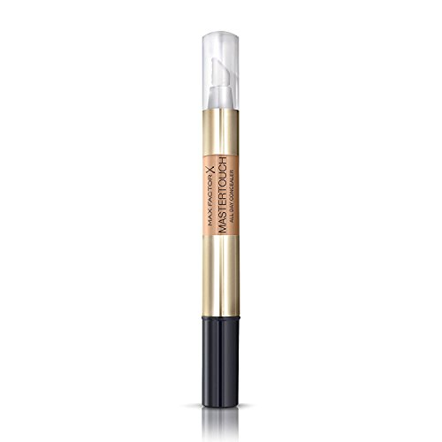 2 x Max Factor Mastertouch All Day Liquid Concealer Pen - 303 Ivory