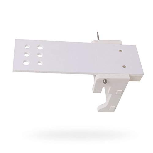 Uyuke Trampa de ratón de balancín Reutilizable Trampa de ratón de Cebo de plástico para jardín de su casa
