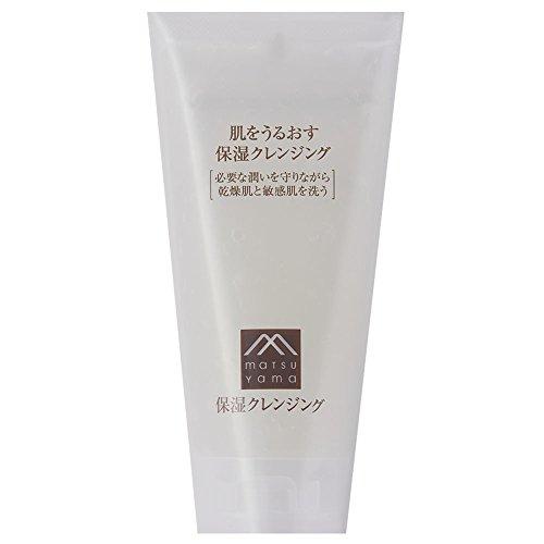 9位:松山油脂『肌をうるおす保湿クレンジング』