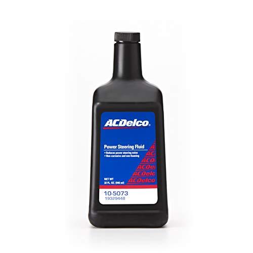 ACDelco Power Steering Fluid ACデルコ製 GM汎用 パワステオイル(パワステフルード) 946ml #10-5073