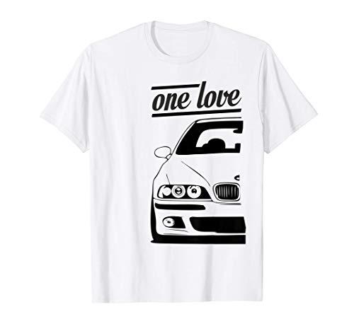 E39 5 Series - Eine Liebe, ein Leben (Teil 1/2) T-Shirt