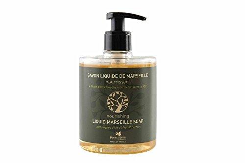 Sens 023 06 Seife aus Marseille Olivenöl Bio – 500 ml
