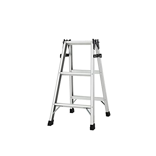 長谷川工業(HASEGAWA)アルミ軽量はしご兼用脚立 天板トレー付 (81cm) RC2.0-09