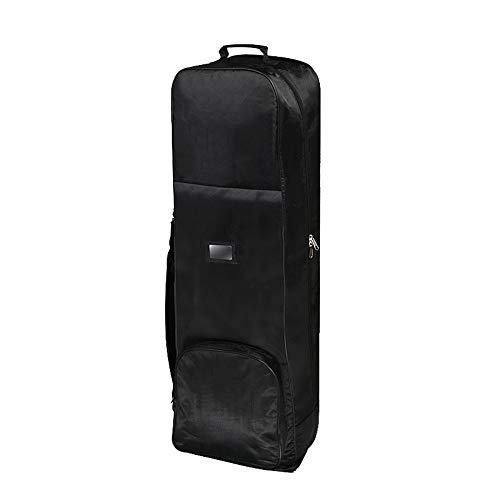 Susulv-LCO Golf Travel Cover- Golf Reisetasche Golf Luftfahrt Tasche Golf Air Bag Faltbare Flugzeugtasche Tragbare Lufttransport Ball Tasche, Golfreisetasche (Farbe : C2, Größe : 130 * 27cm)