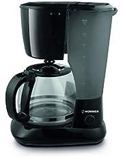 هومر ماكينة قهوة مفلترة ، 1.5 كيلو - اسود