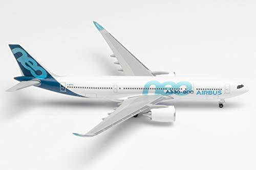 Herpa Airbus A330-800 Neo, Ali/Aerei d'Epoca, Multicolore, 533287