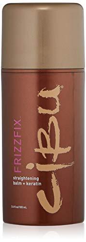 CIBU Frizzfix Straightening Balm + Keratin, 3.4 fl. oz.